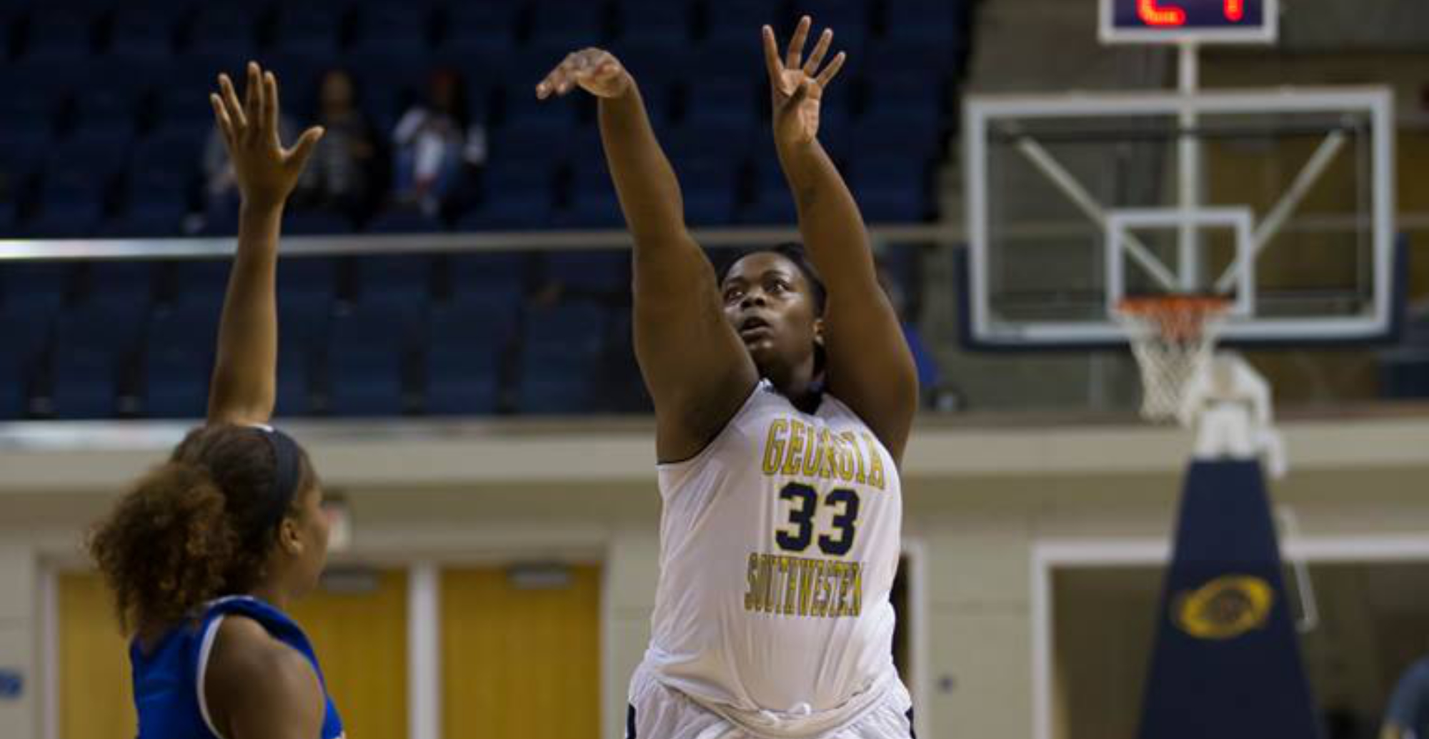 Offensive Struggles Haunt Lady Canes In Georgia College Defeat