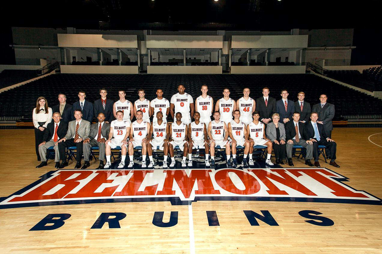 Men's Basketball Receives NABC Team Academic Excellence Award