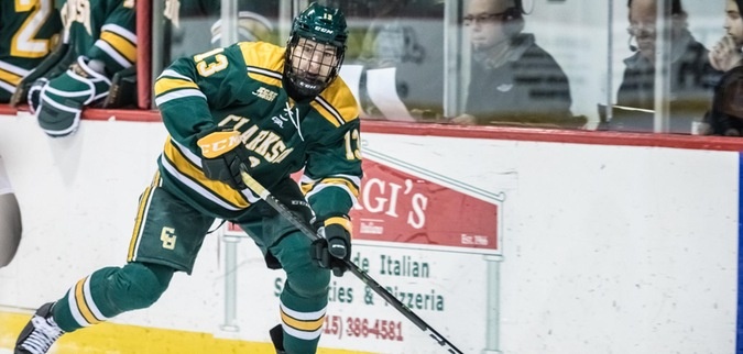 Clarkson Earns Fourth Straight Win at Vermont
