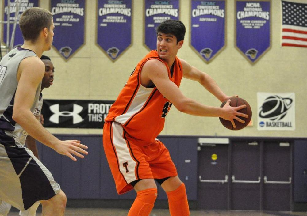 Bigs Continue to Impress for Men's Basketball at Redlands