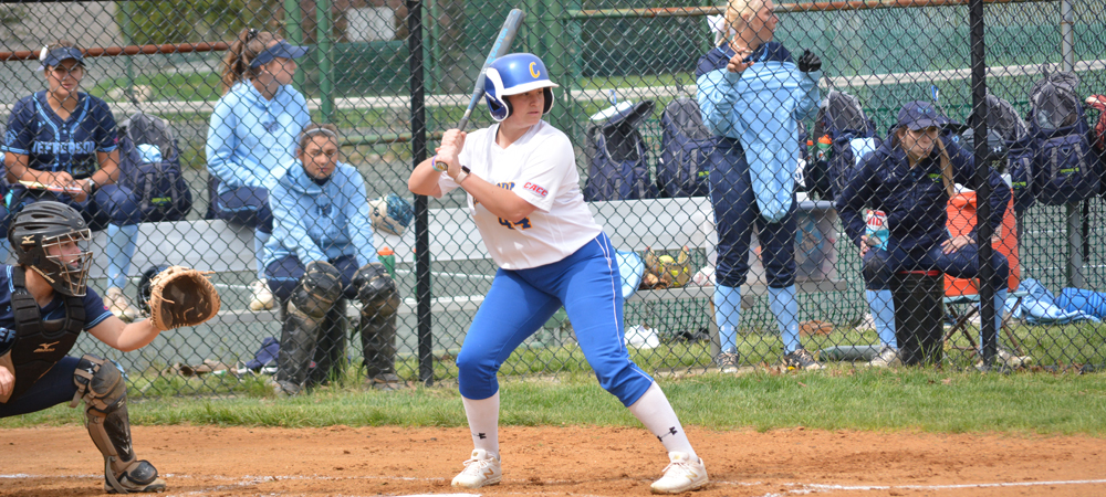Softball Splits Doubleheader With Jefferson