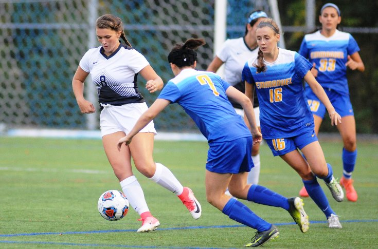Women's Soccer: Raiders fall to Emmanuel, 4-0