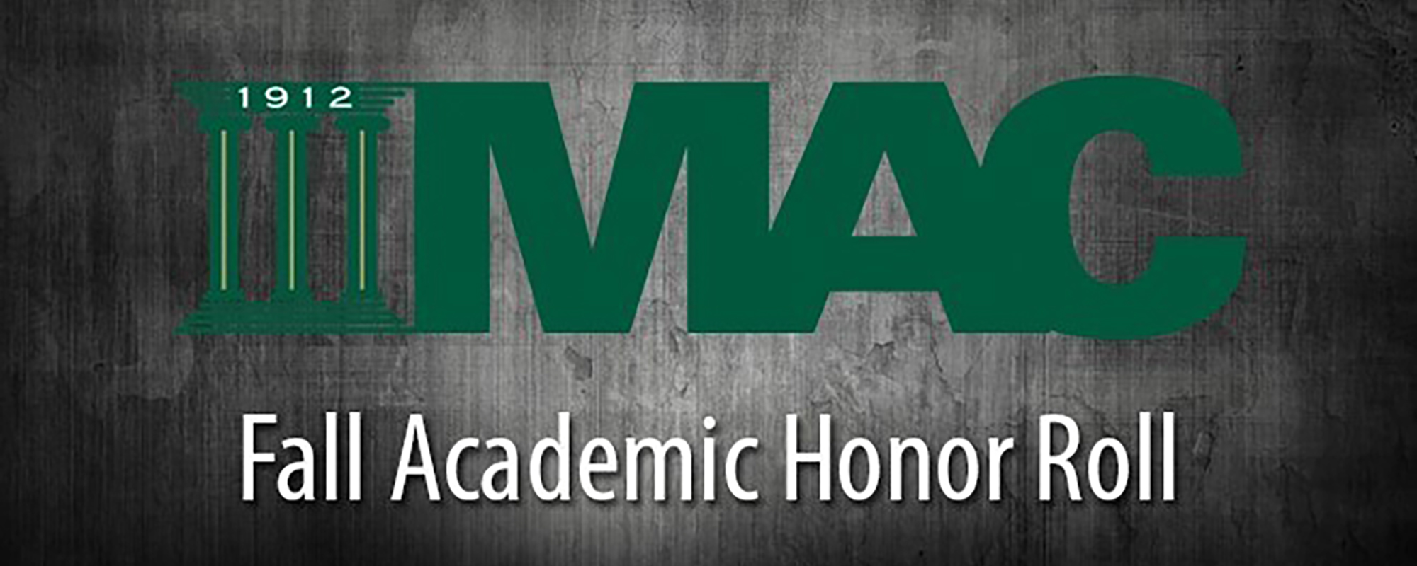 131 Named to Fall MAC Academic Honor Roll