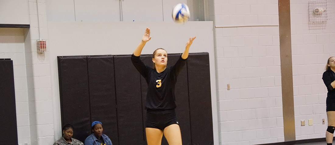 Rally Falls Short As Volleyball Drops G-MAC Opener