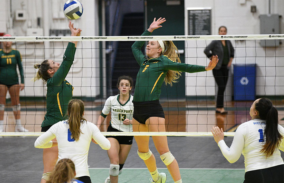 Brockport Closes Out 2019 Season With NCAA First Round Loss to Wellesley College