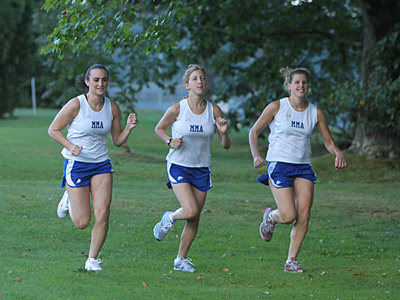 2010 Maine Maritime Academy Cross Country Season Review