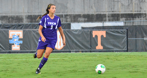Spoiling the party: Tech upended 2-1 in home opener vs. Evansville