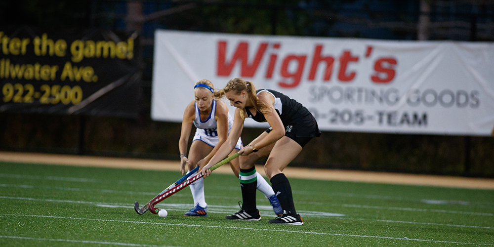 Field Hockey Stumbles at Bowdoin, 6-1