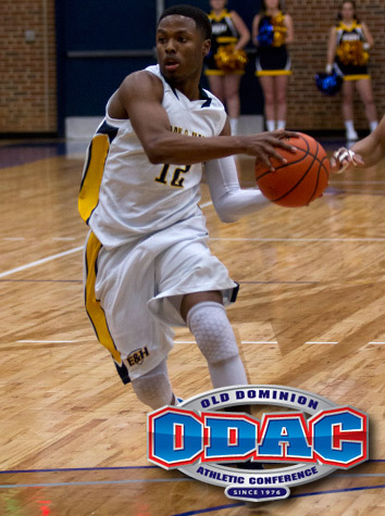 Emory & Henry's Myles Turner Named To All-ODAC Second Team