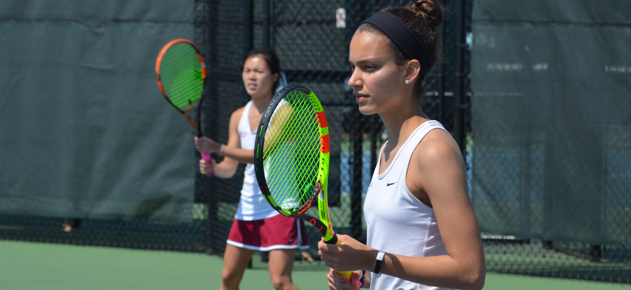 Women's Tennis Suffers 9-0 Setback to Wellesley in NEWMAC Play