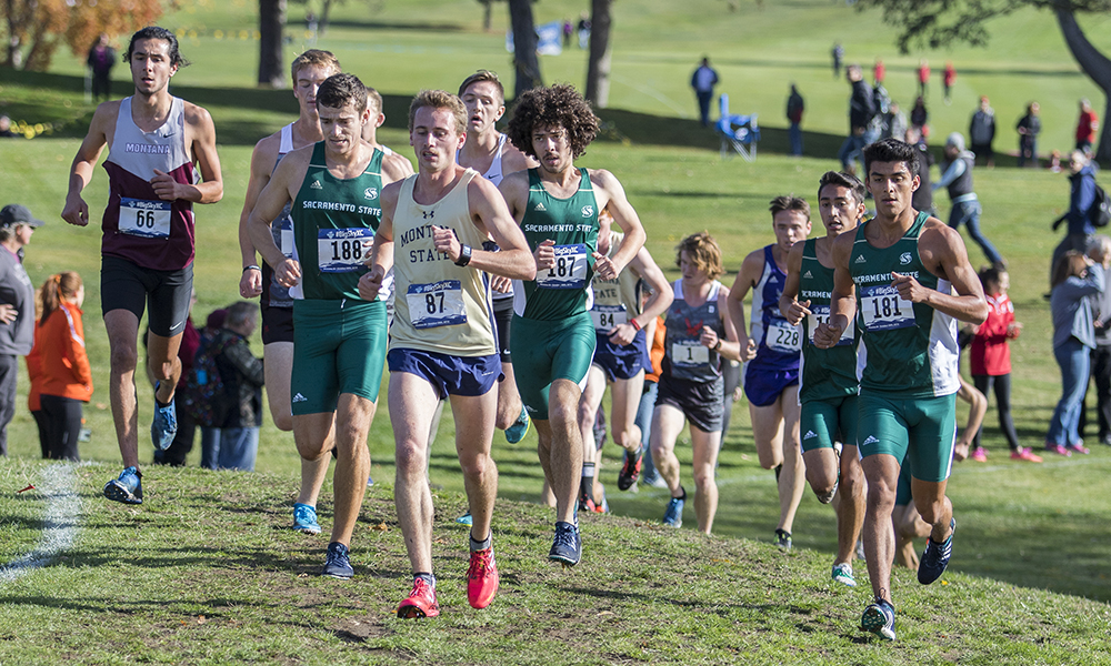 MEN AND WOMEN EACH PLACE 9TH AT BIG SKY CROSS COUNTRY CHAMPIONSHIPS