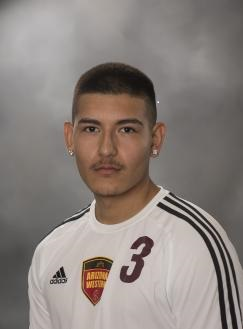 Men's Soccer Player of the Week: 9/25
