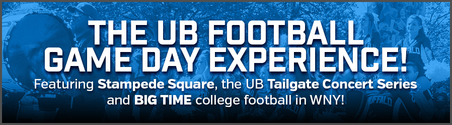 UB Football Game Day Experience