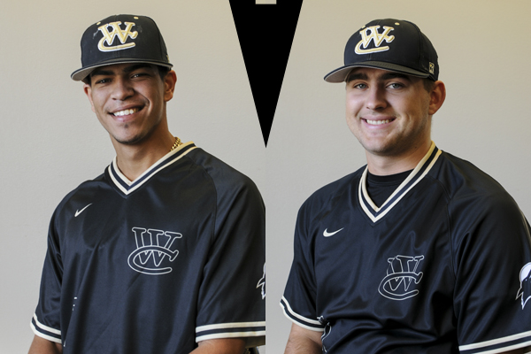 NTJCAC Baseball Players of the Week (Feb. 4-10)