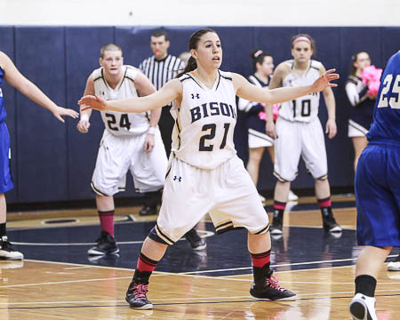 Gallaudet tickled pink over comeback win against Wilson