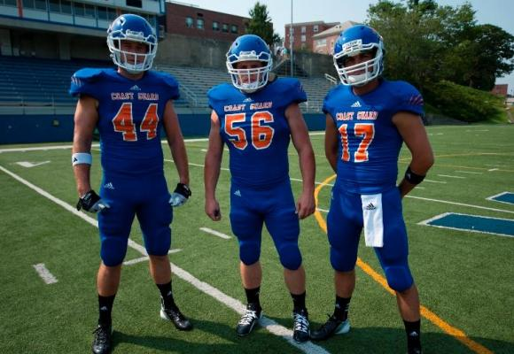 GAME #1 PREVIEW -- Bears Host Merchant Marine