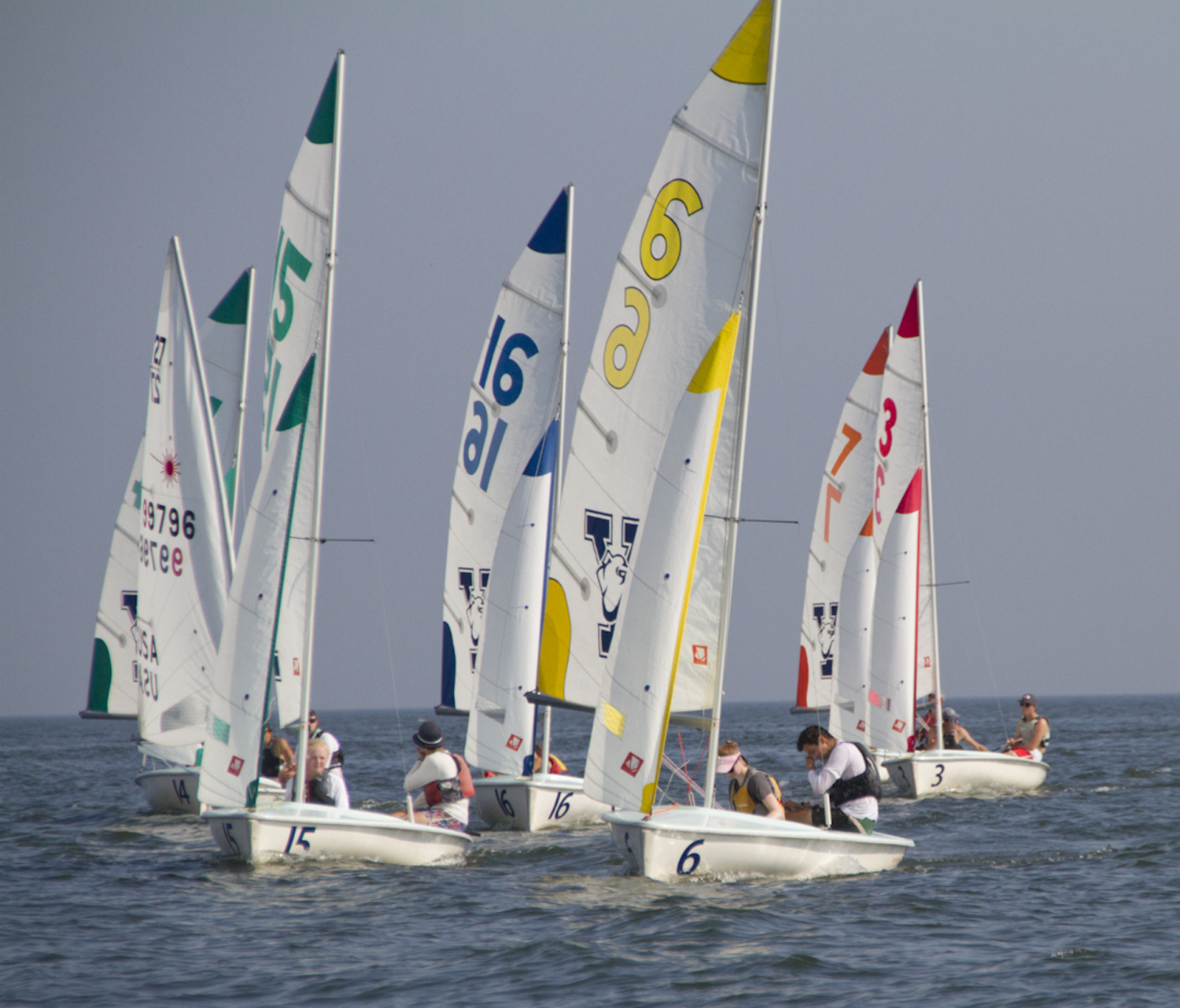 Bulldogs to Sail Stu Nelson Regatta
