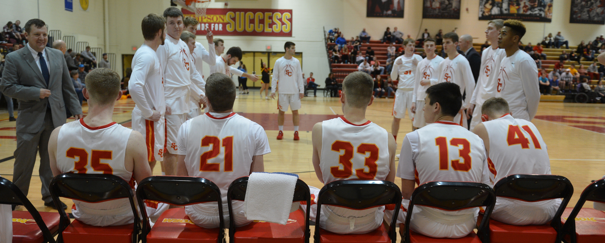MBB Preview: Storm host Wartburg in IIAC Tournament