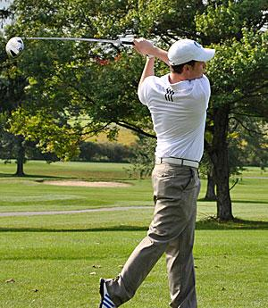 Wildcat Golfers Take Second at PSU Mont Alto Invitational
