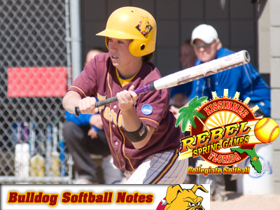 FSU Softball Prepares For Florida Spring Break Tournament