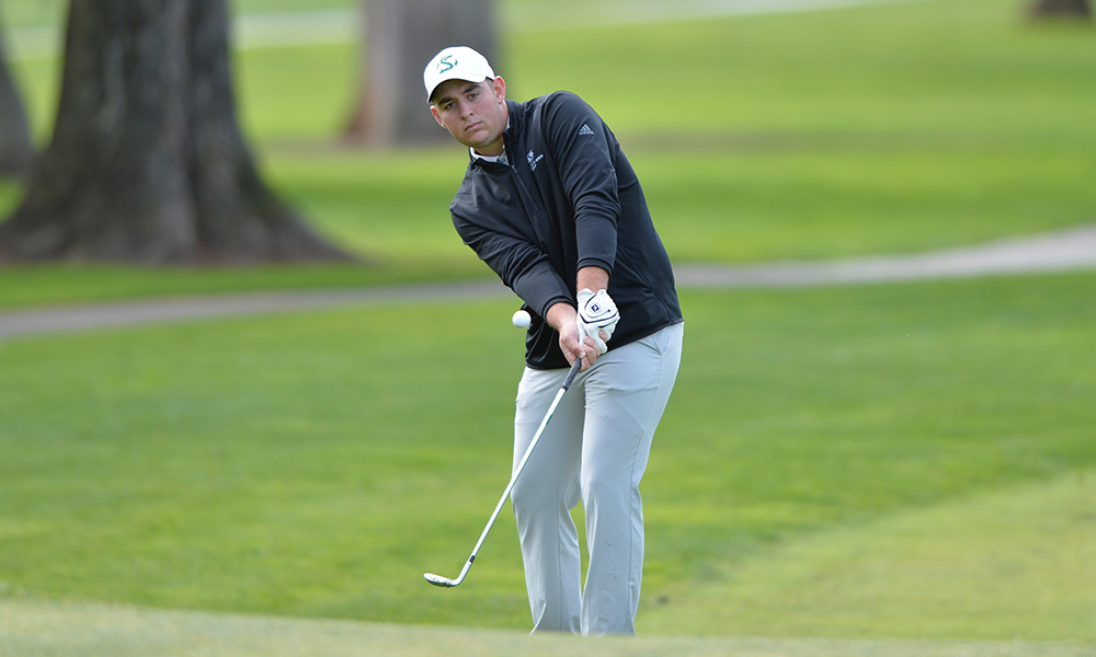 MEN'S GOLF CONCLUDES PLAY AT SEASON OPENING TOURNAMENT