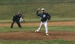DuBois drops 2nd game of doubleheader in extra innings to Beaver 2-1