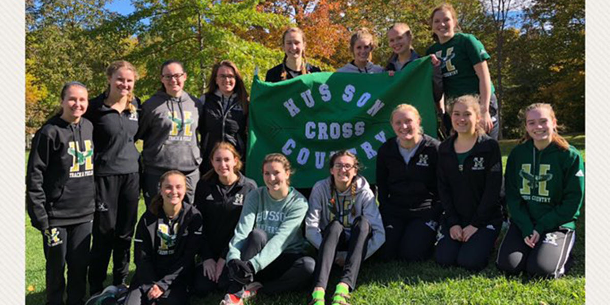 Women's Cross Country Improves Times in Canada