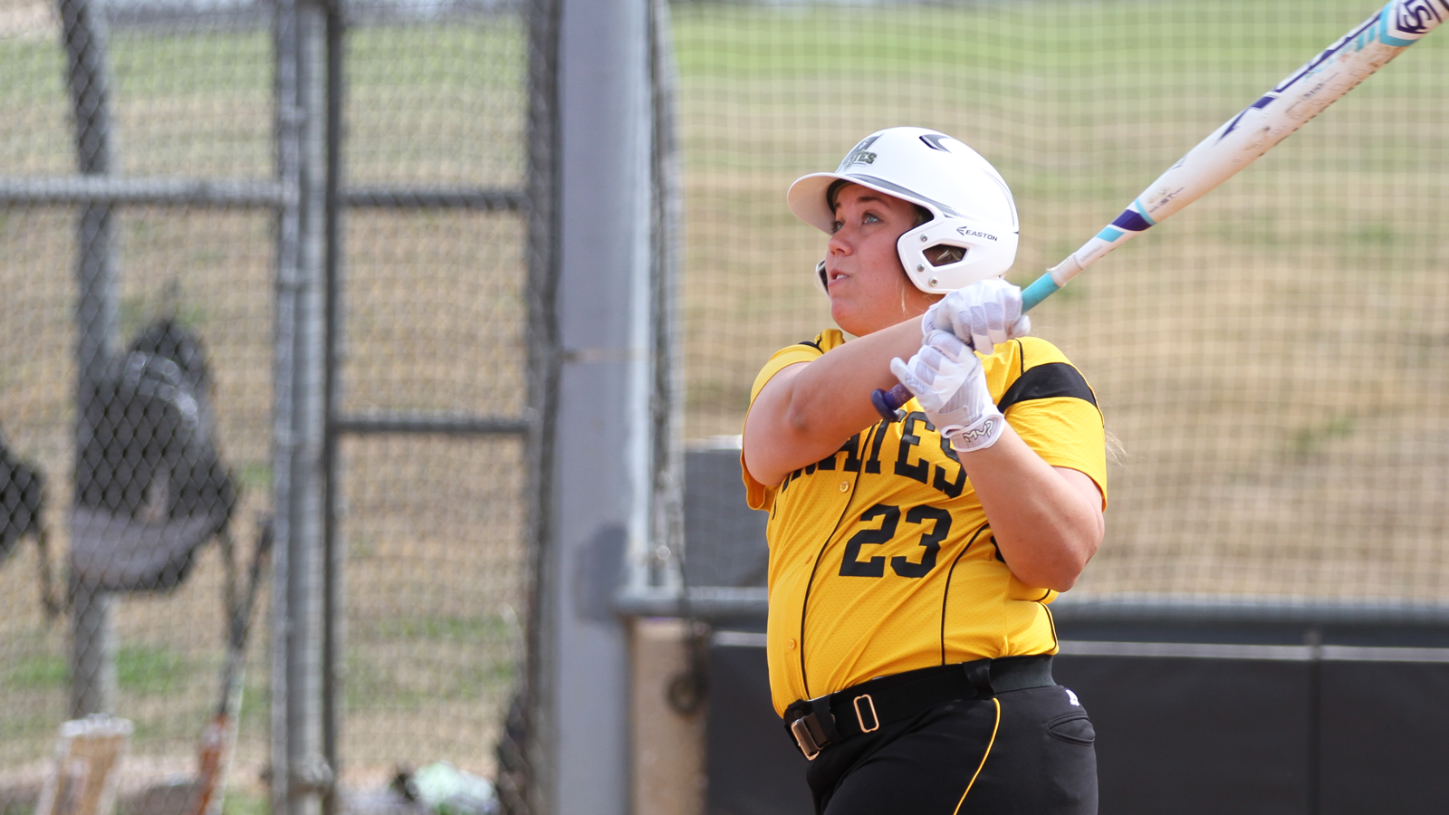Softball completes sweep in dramatic fashion to extend win streak