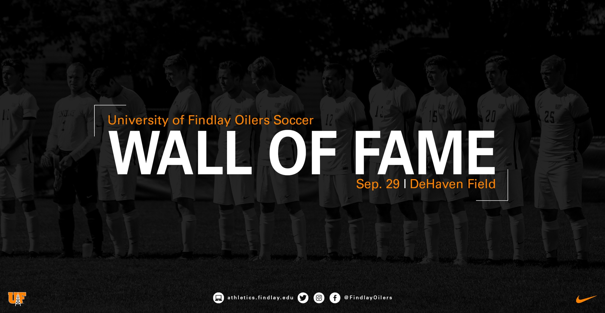 Oilers Announce Wall of Fame Class