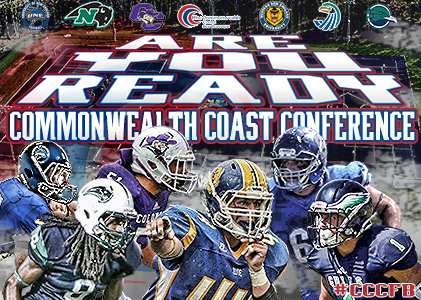 Commonwealth Coast Conference To Administer Football Championship Beginning in 2017-18