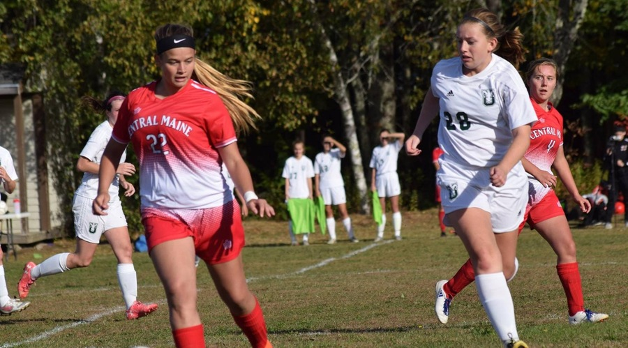 Unity women slip past Mustangs in closing minutes