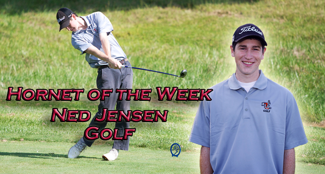 Q and A with Hornet of the Week Ned Jensen