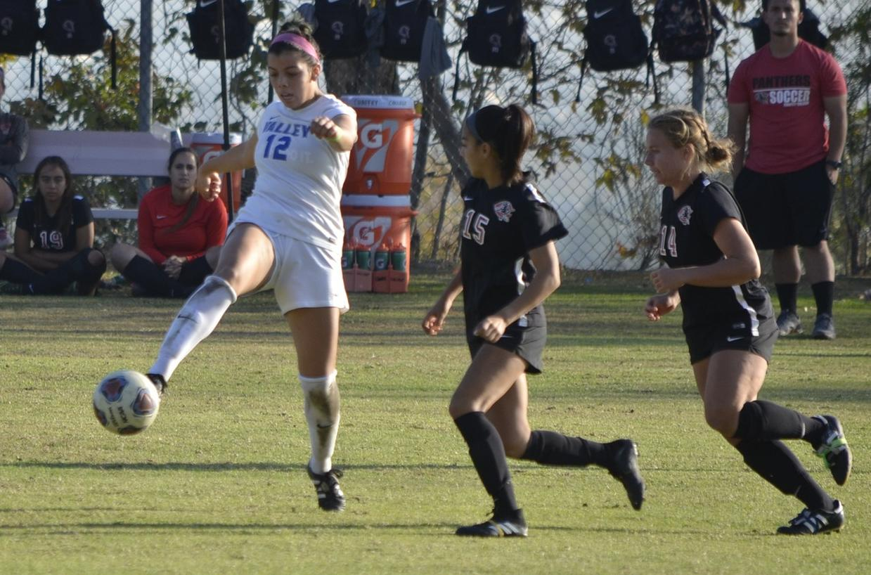WATCH LIVE! SBVC Women's Soccer in State Semifinals