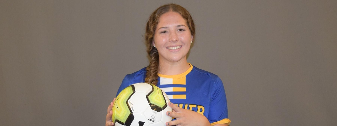 Lindsey Becomes Third Goucher Women's Soccer Freshmen To Score And Propel Team To A 1-0 Win Against Lycoming