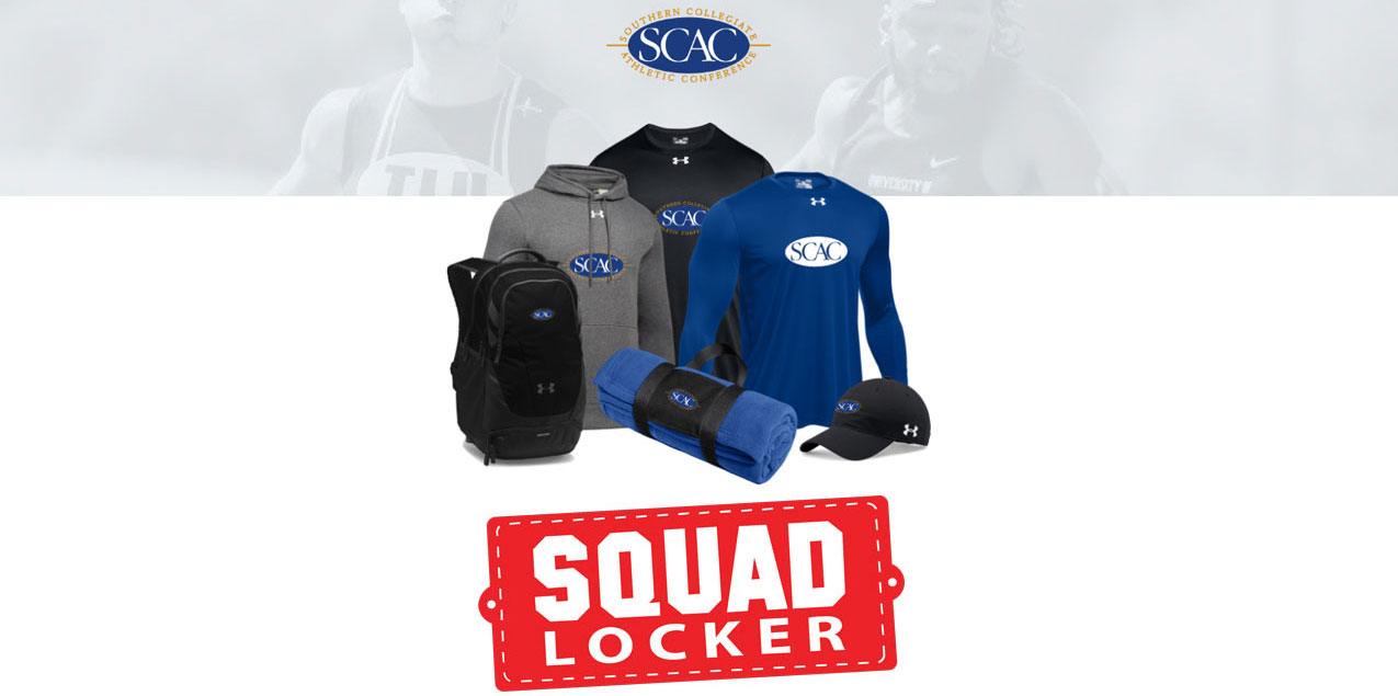 SCAC Announces Partnership with SquadLocker