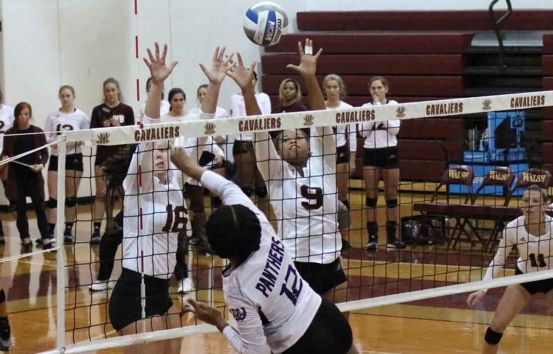 Walsh Rolls Past Ohio Valley in Final Home Match