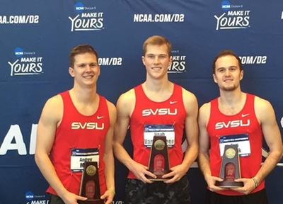 Three Cardinals earn All-American honors at NCAA DII Championships