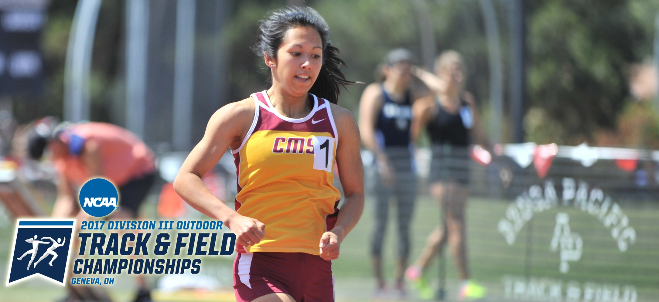 CMS sends 10 athletes to NCAA Track & Field Championship