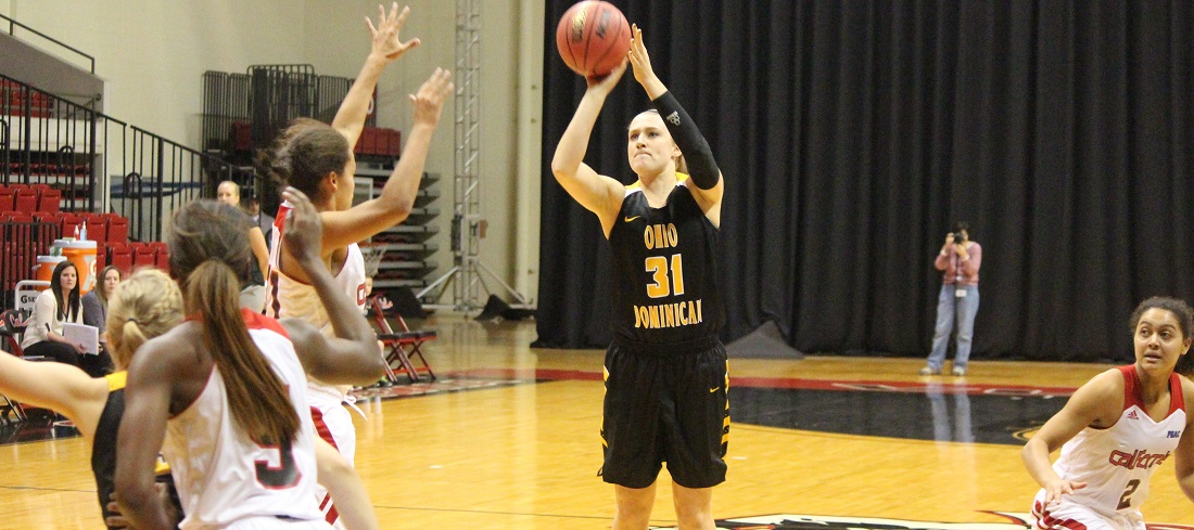 Women's Basketball Travels To Southern Indiana For Non-Conference Matchup