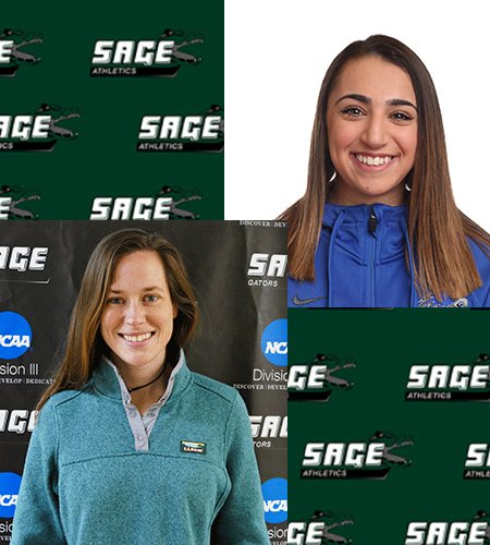 Brennan and Rosenberg Join Sage Women's Lacrosse Coaching Staff