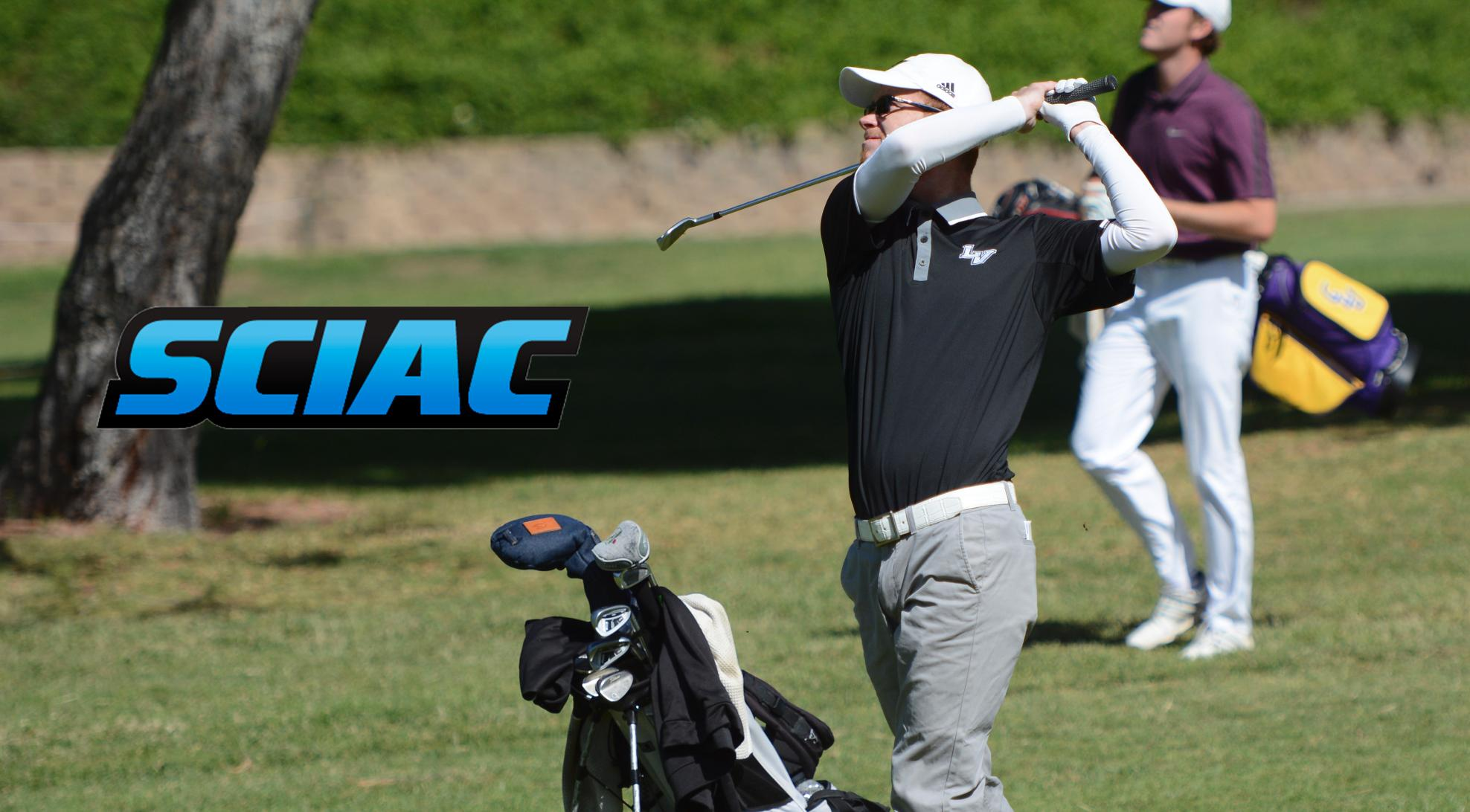 Spencer named All-SCIAC