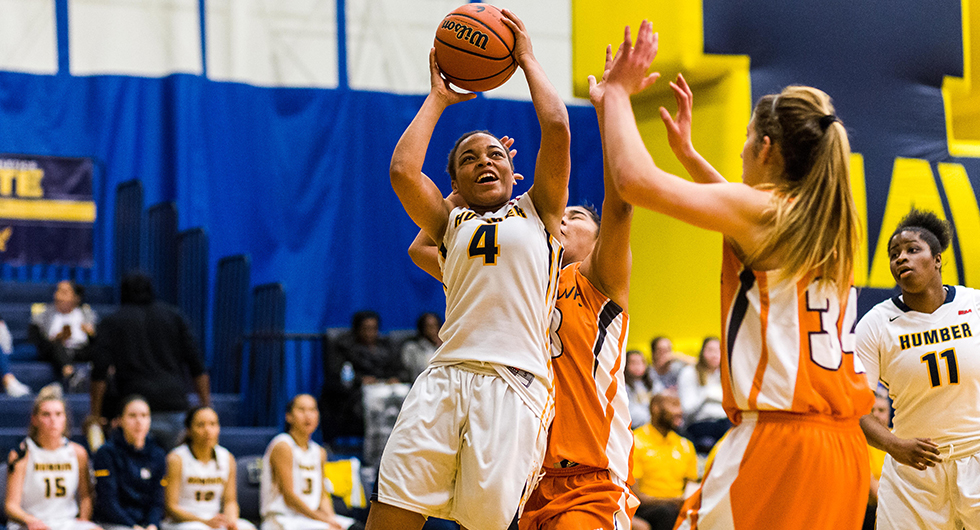 No. 10 MOHAWK ON TAP FOR TOP-RANKED HUMBER