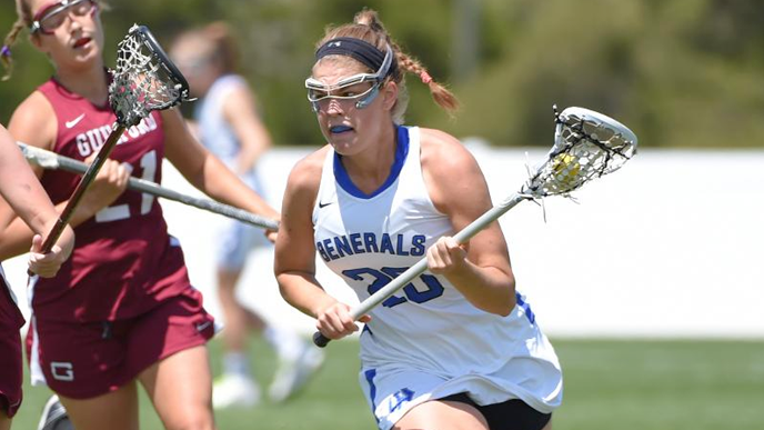 Generals Fall to TCNJ in NCAA Women's Lacrosse Regional Round