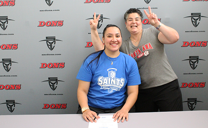 Alexis Casillas Chooses Our Lady of the Lake University