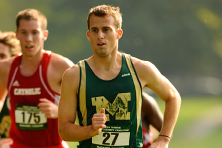 McDaniel men, women take first in own invite