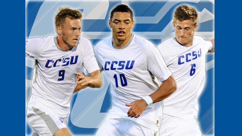 Trio to Play in NEISL All-Star Game