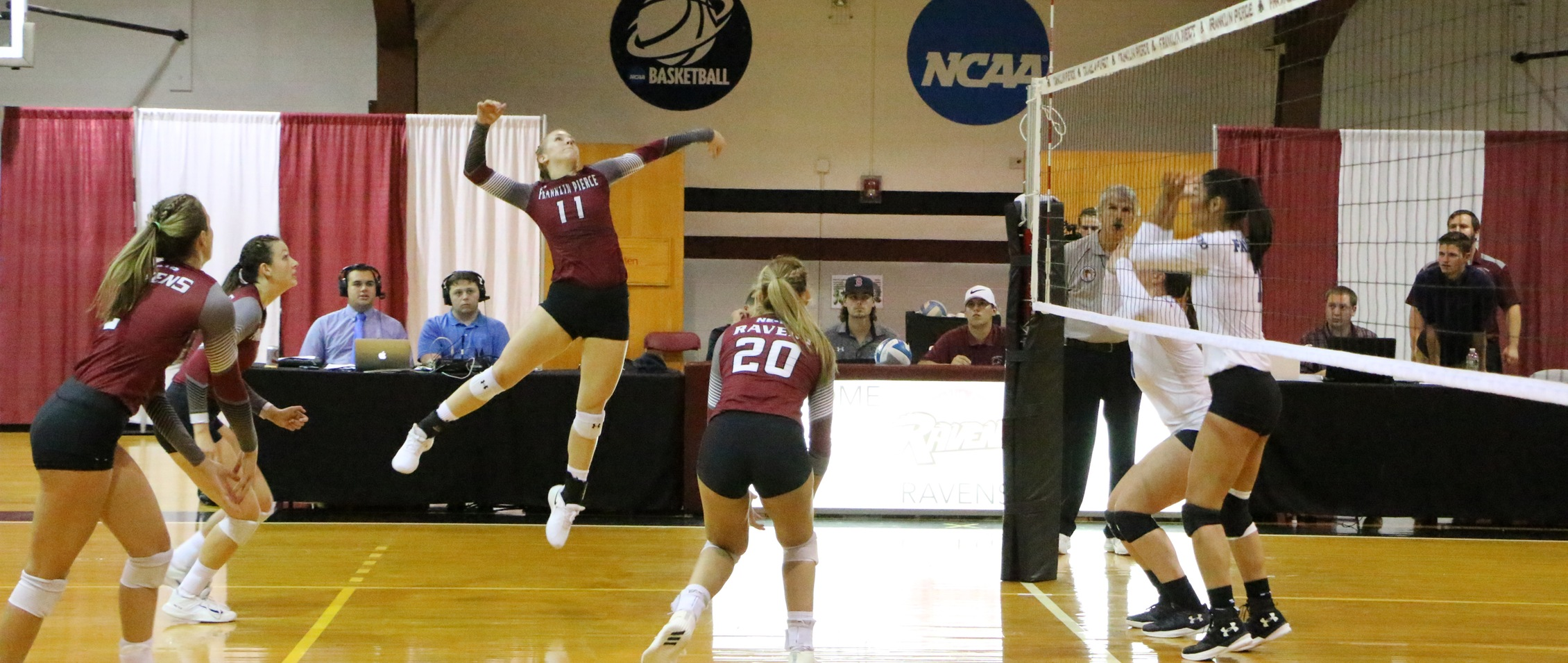 Volleyball Concludes Non-Conference Slate, Turns Focus to NE10 Games