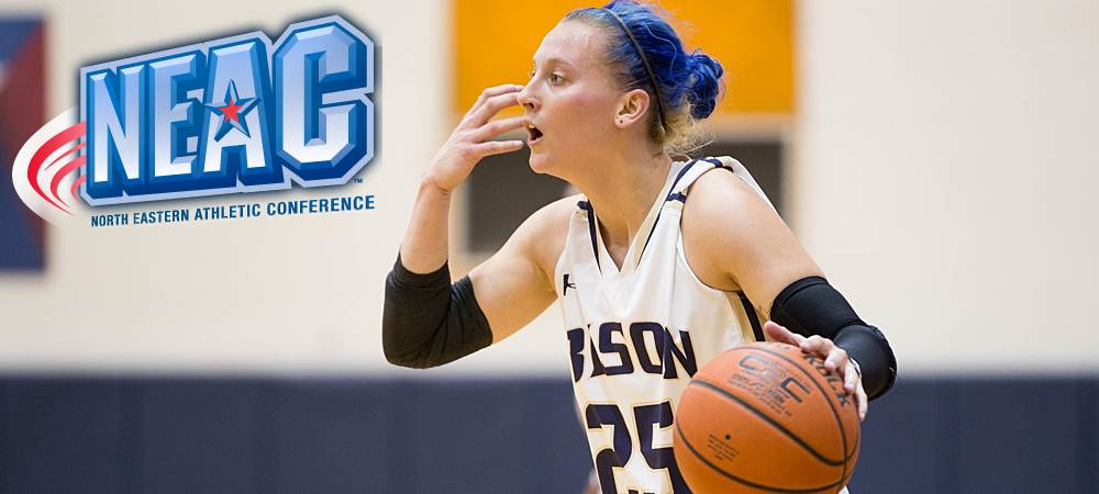 Gallaudet's Zamica Gage named NEAC Women's Basketball Player of the Week