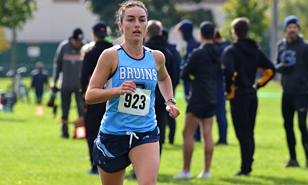 Women's cross country posts 5th-place OCAA finish, men claim second straight bronze