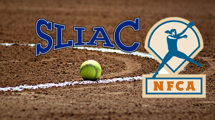 Pair of SLIAC Teams in NFCA All-Academic Team Top Ten